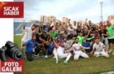 Hatayspor'da Süper Lig coşkusu