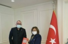 Fatma Şahin'den Gastroshow'a destek
