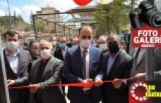Çağlayancerit'te Sosyal Market ve Aşevi açıldı