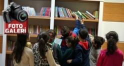Büyükşehir, çocukları kütüphane ile buluşturuyor!