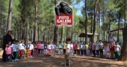 Arslanbey Doğal Yaşam Parkı'na yoğun ilgi