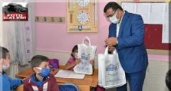 Göksun Belediyesi eğitim yardımlarına devam ediyor