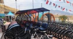 Bisiklet Yolu'na yeni konseptli bisikletler geldi!