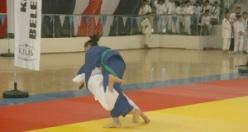 Türk ile Suriyeli çocuklar, judo turnuvasında buluştu