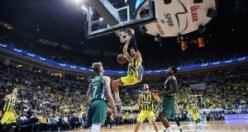 Fenerbahçe, iyi başladı: 76-43