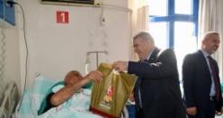 Gönül belediyeciliğine örnek başkan: Hanefi Mahçiçek