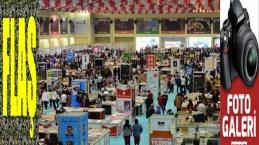 7. Uluslararası Kahramanmaraş Kitap ve Kültür Fuarı açıldı