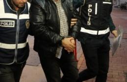 İHRAÇ EDİLEN POLİS, FETÖ'DEN GÖZALTINDA…