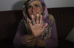 80 yaşındaki kadını darp eden zanlı için tutuklama...