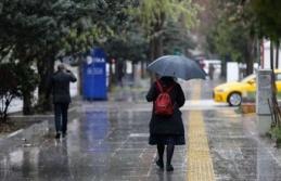 Kahramanmaraş'ta yağmur etkili olacak