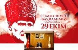 Vali Coşkun'un 29 Ekim mesajı