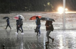 Yurdumuz yağışlı sistemin etkisine girdi
