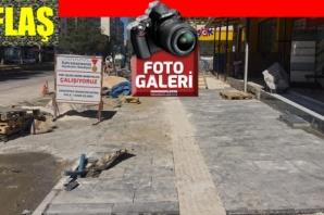 İlçe yolları Büyükşehir'le yenileniyor