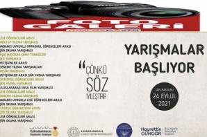 2. Uluslararası Şiir ve Edebiyat Günleri yarışma başvuruları başladı!