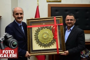 Kaçar, Dulkadiroğlu'nda incelemelerde bulundu
