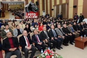 KSÜ'de 'Son Gelişmeler Işığında Deniz Hukuku' Konferansı