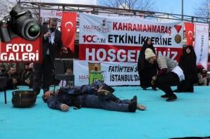 MARAŞFED İstanbul'da Milli Mücadeleyi kutladı…