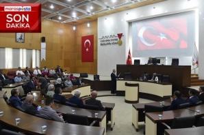 Dulkadiroğlu Meclisi'nden Barış Pınarı'na destek