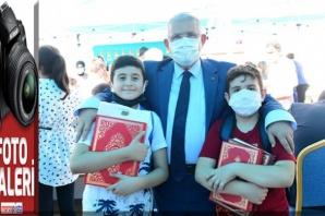 Onikişubat Belediyesi'nden Kuran-ı Kerim