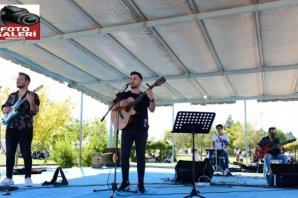 KSÜ, öğrencilerini 'hoş geldiniz' konseri karşıladı