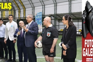 KİPAŞ Kağıt futbol turnuvası nefes kesti