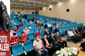 Afet Okuryazarlığı Çalıştayı KSÜ'de gerçekleştirildi