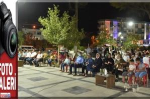 Türkoğlu'nda coşkulu etkinlik