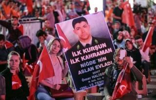 ŞEHİT HALİSDEMİR 'KAHRAMANLIĞIN' ADI...