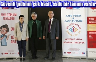 KMTSO'DA 'GÜVENLİ GIDA GÜVENLİ GELECEK' ANLATILDI