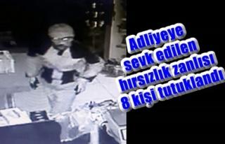 EMNİYET 'HIRSIZLIK OPERASYONU' YAPTI