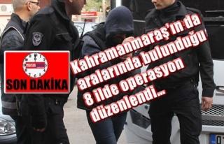 27 POLİS, ADLİYEYE SEVKEDİLDİ