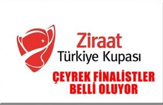 ZTK'DA ÇEYREK FİNALİSTLER BELLİ OLUYOR