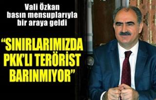 'KAHRAMANMARAŞ SINIRLARIMIZDA PKK'LI TERÖRİST...