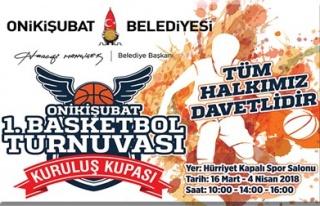 ONİKİŞUBAT, BASKETBOL'A START VERİYOR