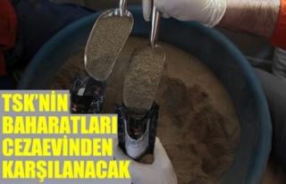 TSK'NİN BAHARATLARI CEZAEVİNDEN KARŞILANACAK