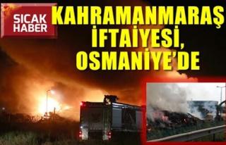 KAHRAMANMARAŞ İFTAİYESİ, OSMANİYE'DE