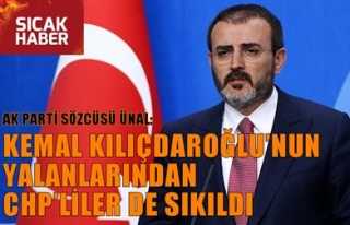 KEMAL KILIÇDAROĞLU'NUN YALANLARINDAN CHP'LİLER...