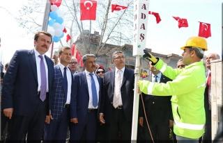 PAZARCIK 'BOZDAĞ' İLE ŞAHLANDI