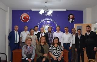 CHP STK'LARIN GÖRÜŞLERİNİ ALDI