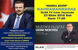BAŞKAN ERKOÇ ODAK NOKTASI'NDA