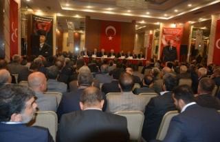MHP'Lİ DOĞAN GAZİANTEP'TE