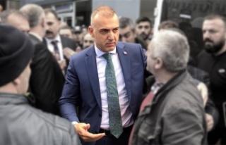 EMNİYET MÜDÜRÜ VERDİ SİLAHLI SALDIRIDA ŞEHİT...