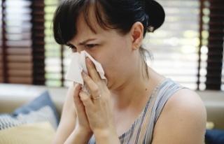 Saman nezlesini soğuk algınlığı ile karıştırmayın!