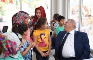 Onikişubat'ın yaz okulları kayıtları başladı
