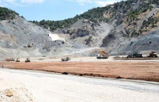 Çetintepe Barajı ile hayat bulacak