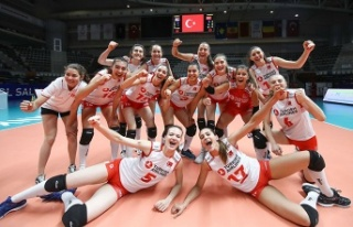 U19 Genç Kızlarımız, filede Balkan Şampiyonu