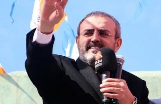 AK Parti 'Türkiye Sevdasıyla Yaşımız Hep...