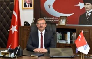 Başkan Aydın'dan 30 Ağustos Zafer Bayramı mesajı