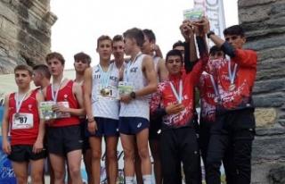 Dünya Dağ Koşusu Kupası'na iki podyum