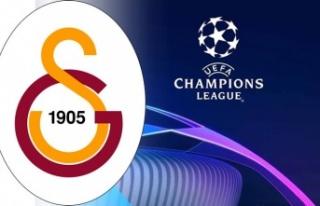 Galatasaray'ın ilk maçı Club Brugge ile deplasmanda